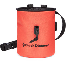 Black Diamond Mojo Chalk Bag size M/L coral